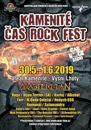 Kamenité rock fest 2019